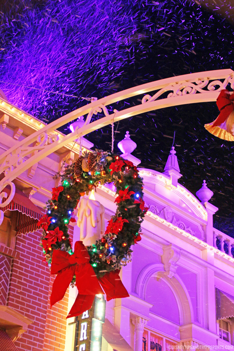 Mickey's Very Merry Christmas Party, Magic Kingdom