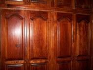 closet french doors