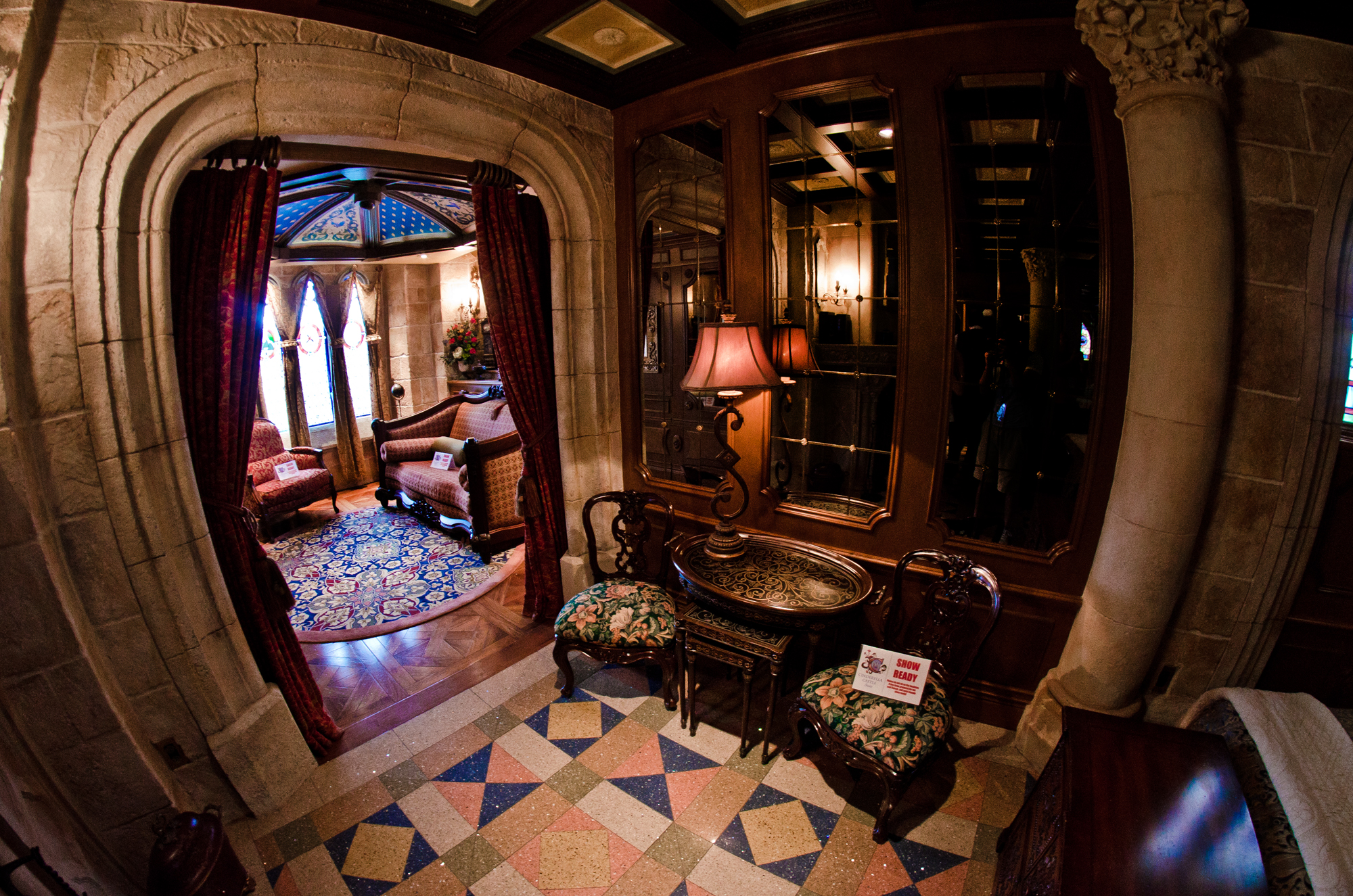 Cinderella Castle Suite Tour Amp Photos Disney Tourist Blog