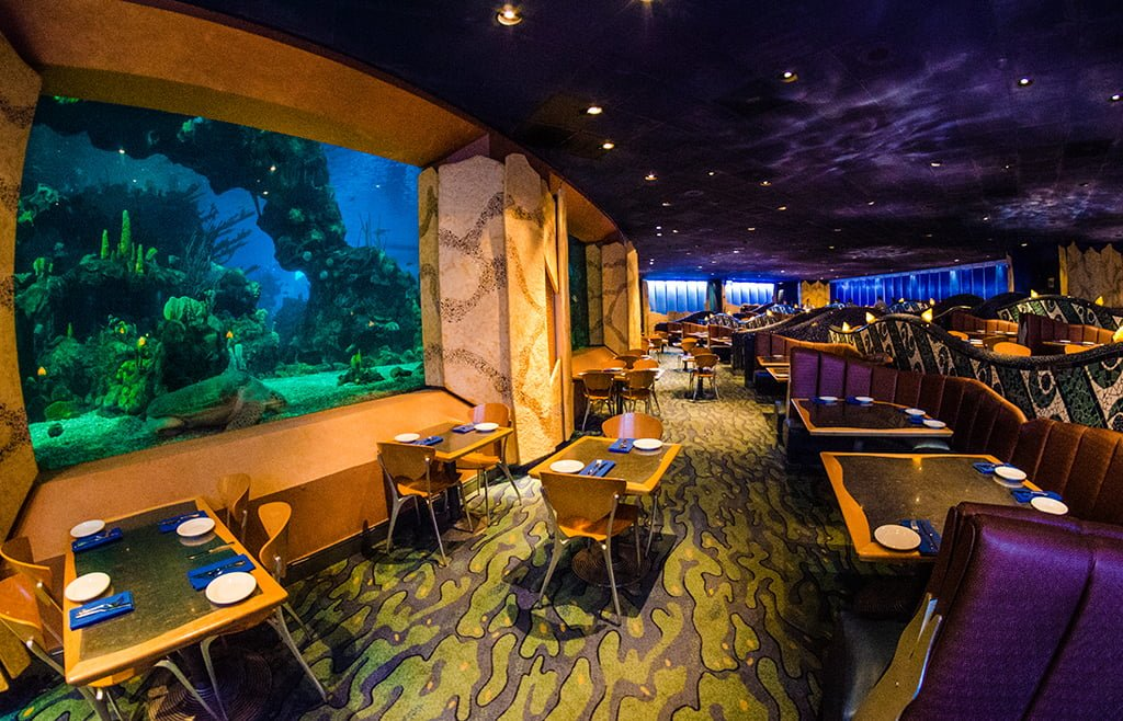 Top 10 Themed Disney World Restaurants Disney Tourist Blog