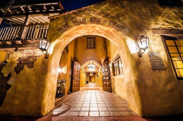 Pecos Bill Tall Tale Inn Amp Caf 233 Review Disney Tourist Blog