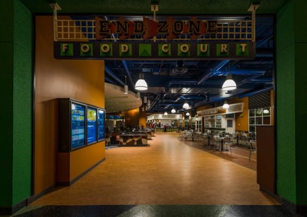 36d36b98bb34ba End Zone Food Court – If you ve ever spent any amount of time in the food  court of All Star Sports during any given breakfast rush