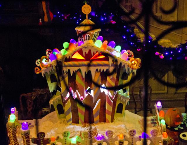 Haunted Mansion Holiday Photos Amp Video Disney Tourist Blog