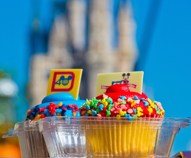 Walt Disney World Bakeries And Restaurants Offer A Lot Of Decadent Snacks Including Cupcakes Heres Our List The Top