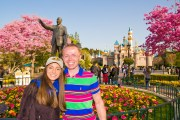 "Sarah & Tom Bricker in Disneyland - ""One More Disney Day"""