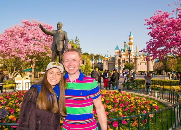"Sarah & Tom Bricker in Disneyland - ""One More Disney Day"""