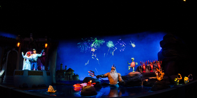 Under the Sea ~ Journey of the Little Mermaid in the Magic Kingdom's New Fantasyland