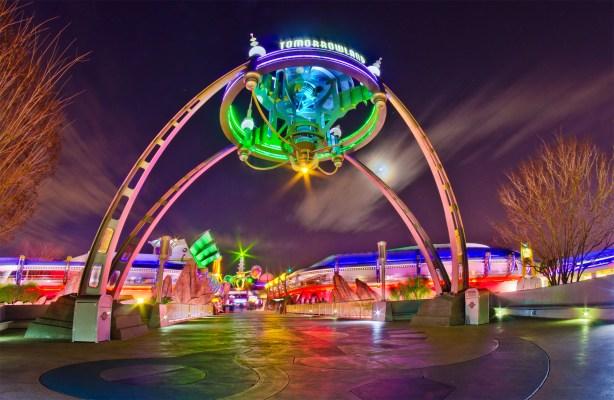 Tomorrowland - Walt Disney World's Magic Kingdom