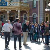 Modern Family Disneyland Filming