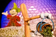 Epcot Flower & Garden Fantasia Magic Broom