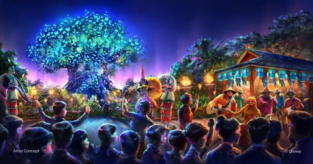 disney-animal-kingdom-night-parade-2013