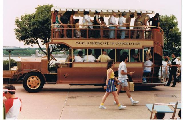88 - World Showcase bus - Ben West