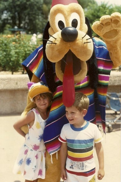EPCOT 1989_IsaB (5) - Isabelle Boivin