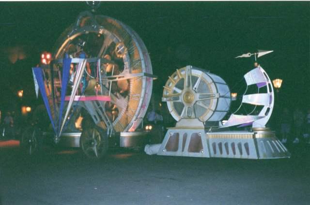 Epcot 2001