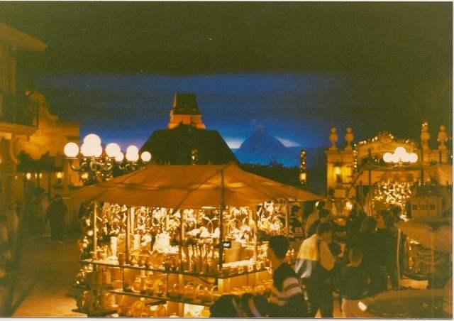 Mexican Plaza- Johnny Kunzer