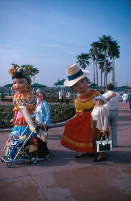 Mexico Characters 3-83 - Patricia Brown