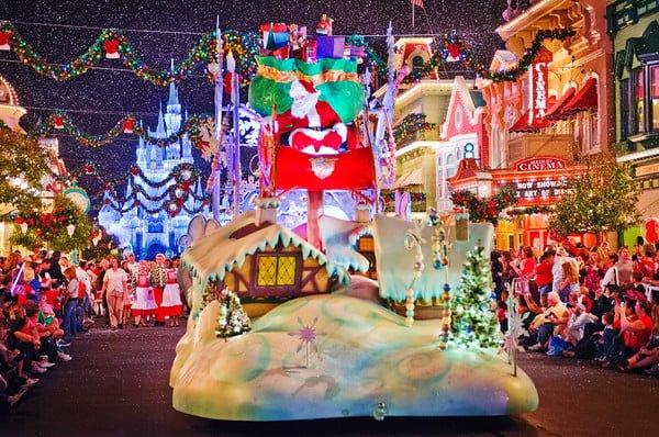 Christmas 2012 Disney World Trip Report