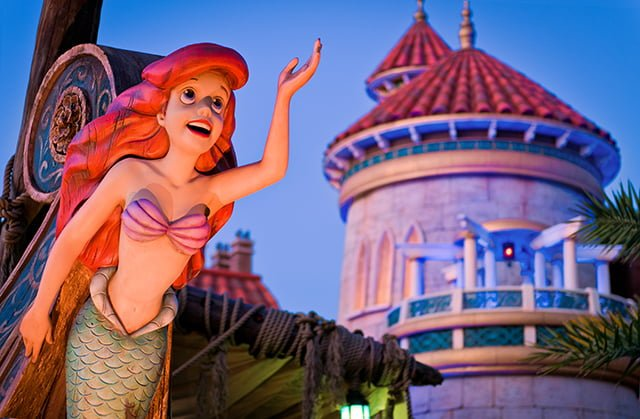 little-mermaid-dusk-new-fantasyland