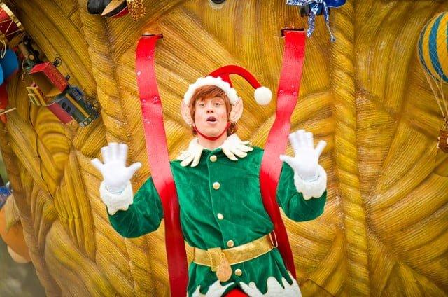 Christmas Cavalcade Male Elf