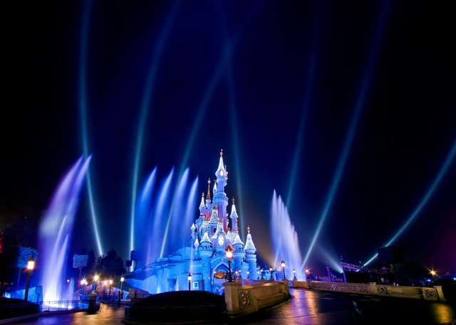 SBC Castle Lighting 2
