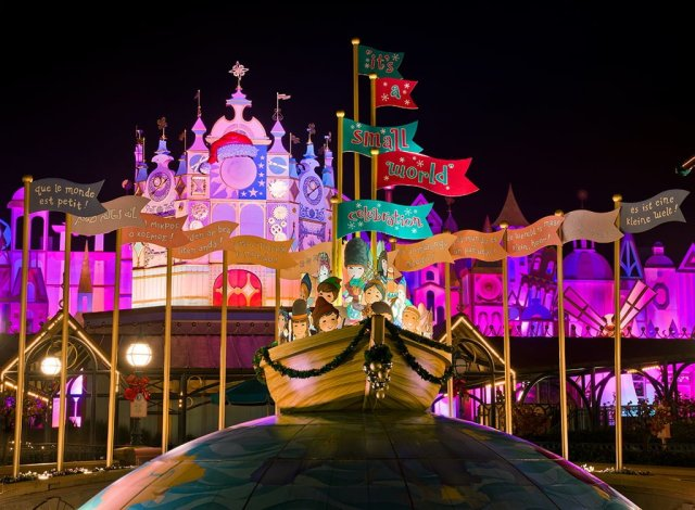 it's a small world celebration night