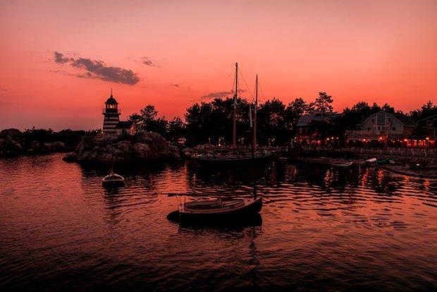 cape-cod-sunset-disneysea-pink-sky