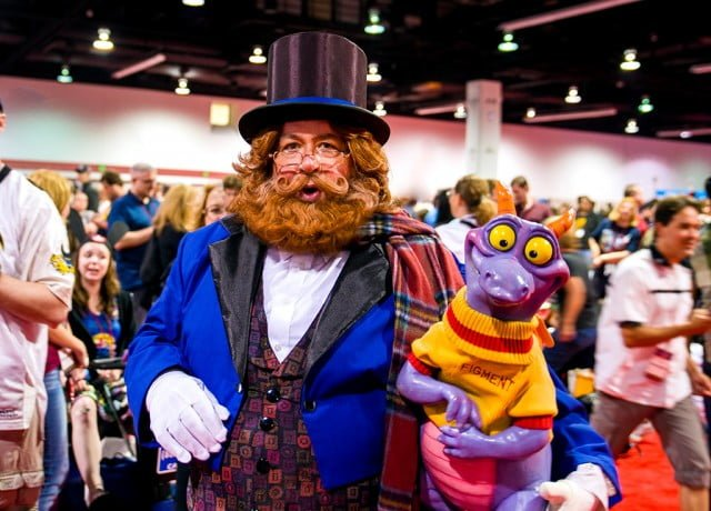 dreamfinder-figment-d23-expo