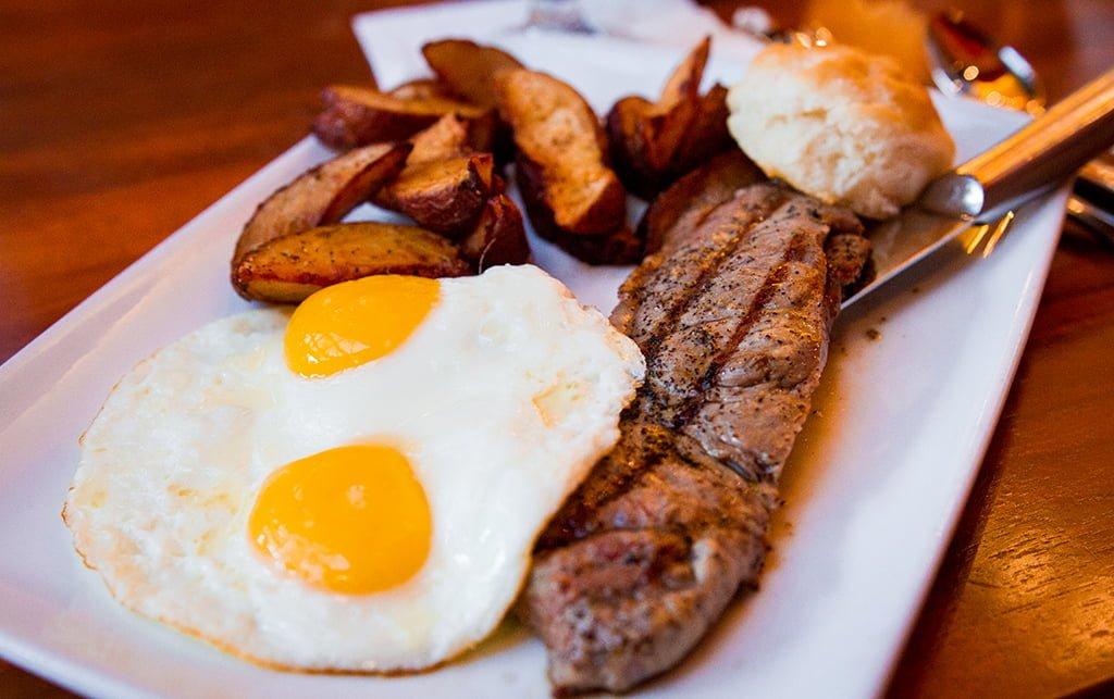 Kona Cafe Breakfast Menu