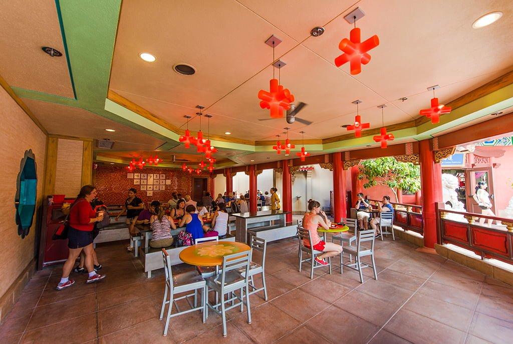 Lotus Blossom Cafe Review Disney Tourist Blog