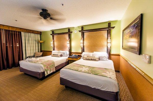 polynesian-village-resort-beds