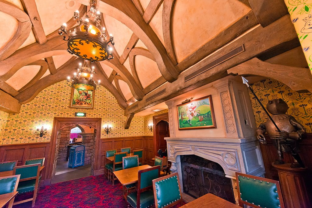 Toad Hall Restaurant Review Disney Tourist Blog