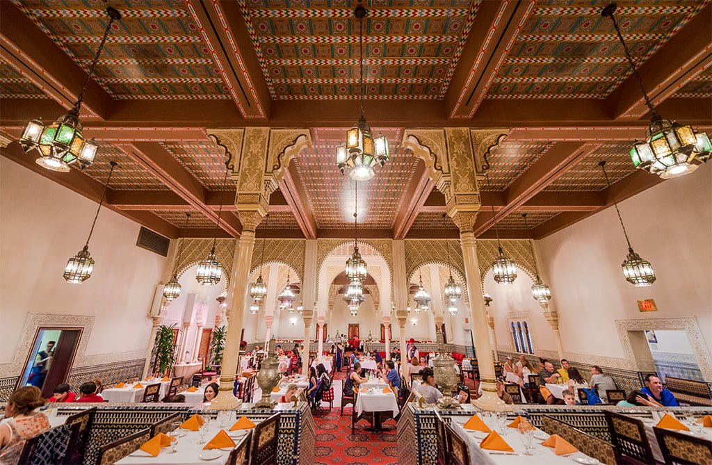Image result for epcot Restaurant Marrakesh