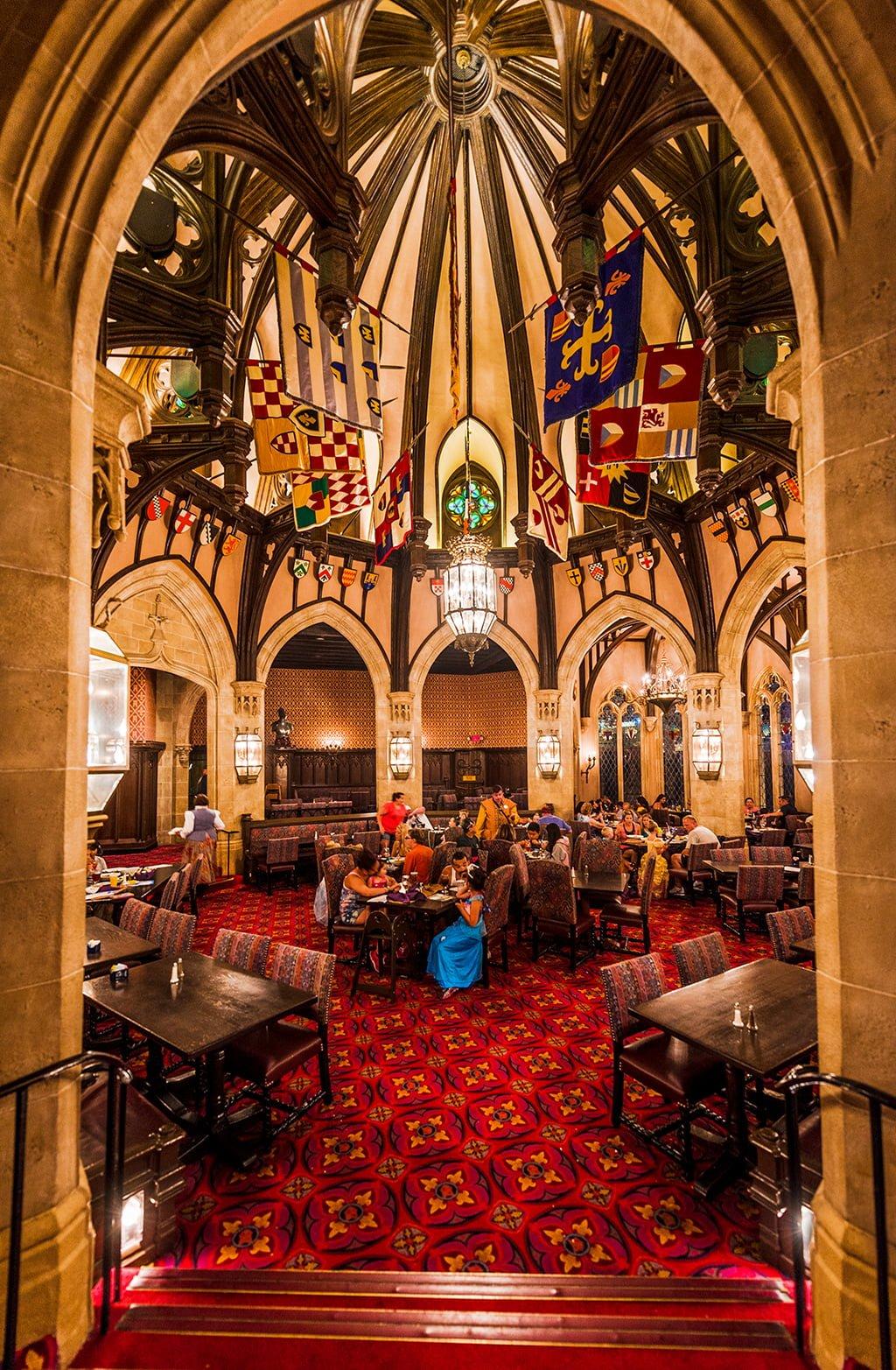 Top 20 Themed Disney World Restaurants Disney Tourist Blog