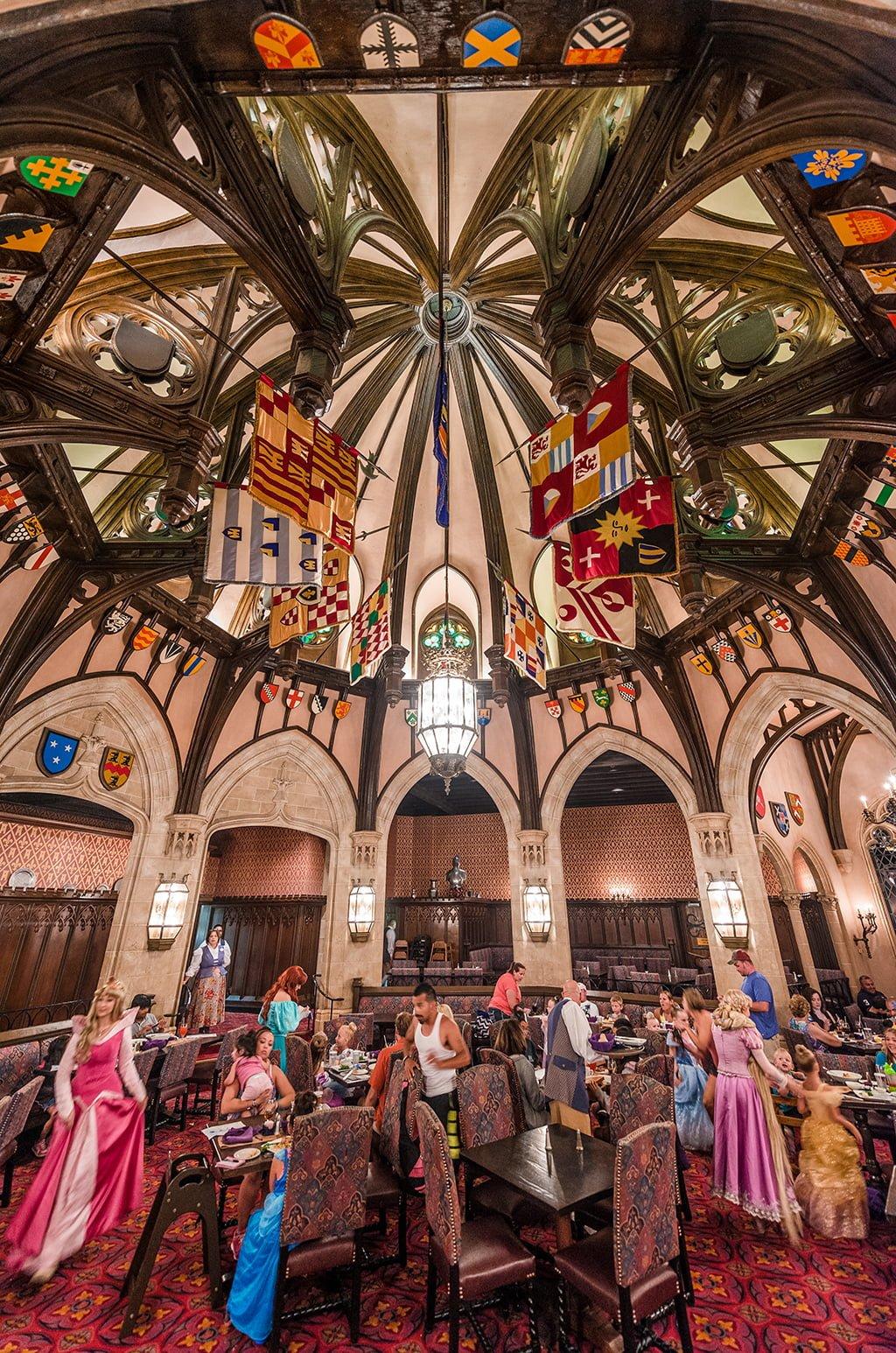 Cinderellas Royal Table Review Disney Tourist Blog - Cinderella's royal table prices
