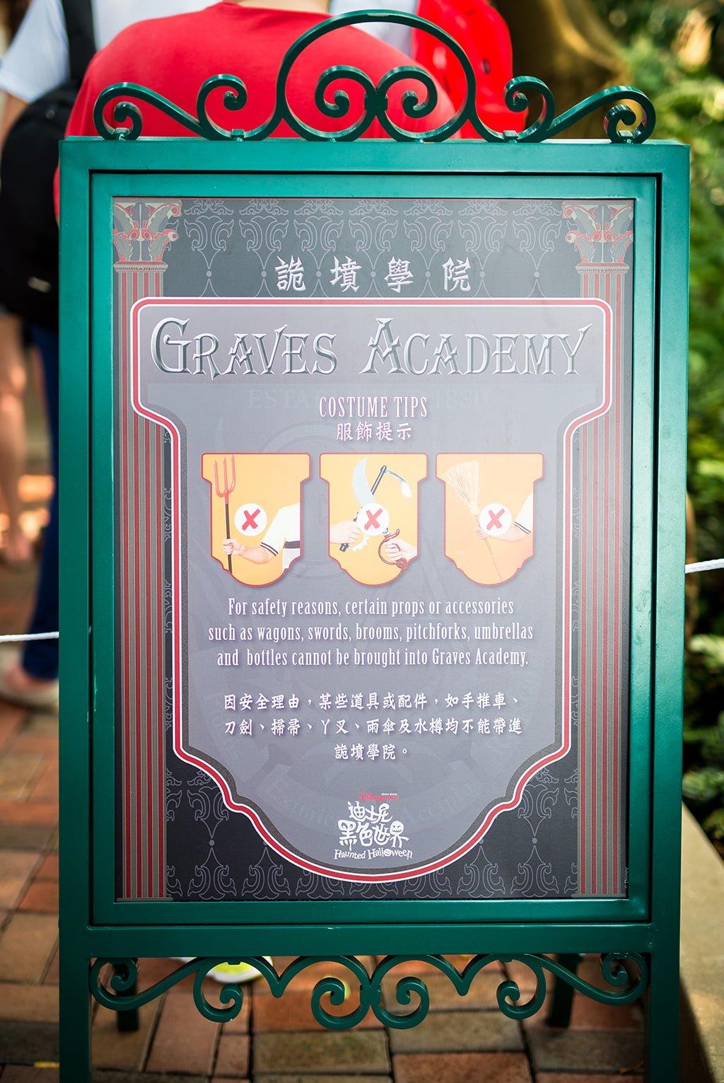 Haunted Halloween At Hong Kong Disneyland Disney Tourist Blog Tiket Hongkong Open Date