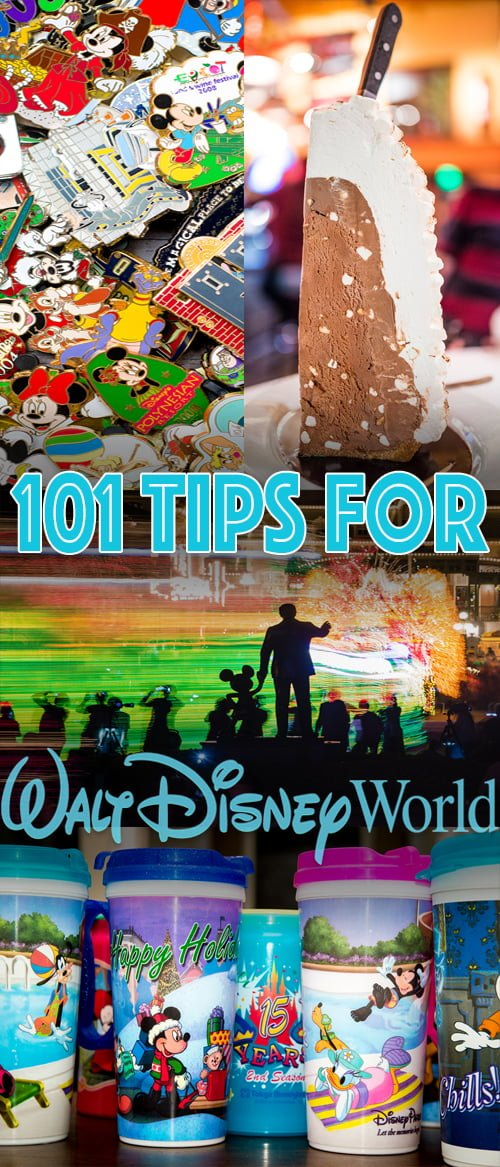 101 Great Disney World Tips - Disney Tourist Blog