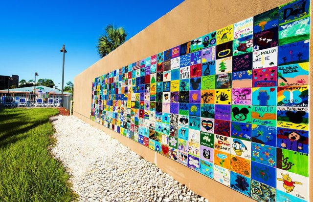 wyndham-disney-world-kids-wall