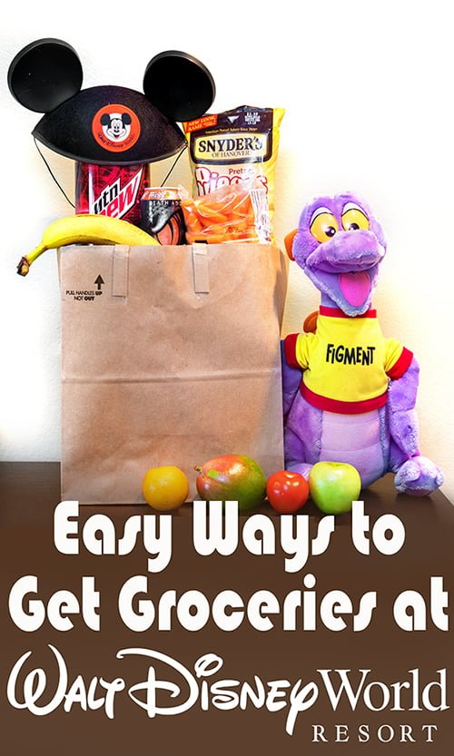 Tips For Buying Groceries At Disney World Disney Tourist Blog