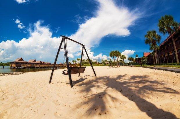 polynesian-bungalows-swing-palm-shadow