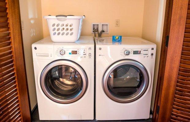 polynesian-bungalows-washer-dryer