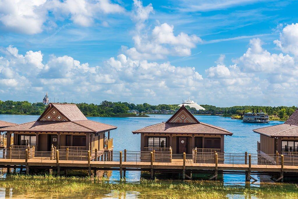 Polynesian Villas Bungalows Review Disney Tourist Blog
