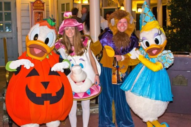we are experts on disney halloween costumes wait youve seen our past costumes okay you know expert isnt the right word then weve had some fun
