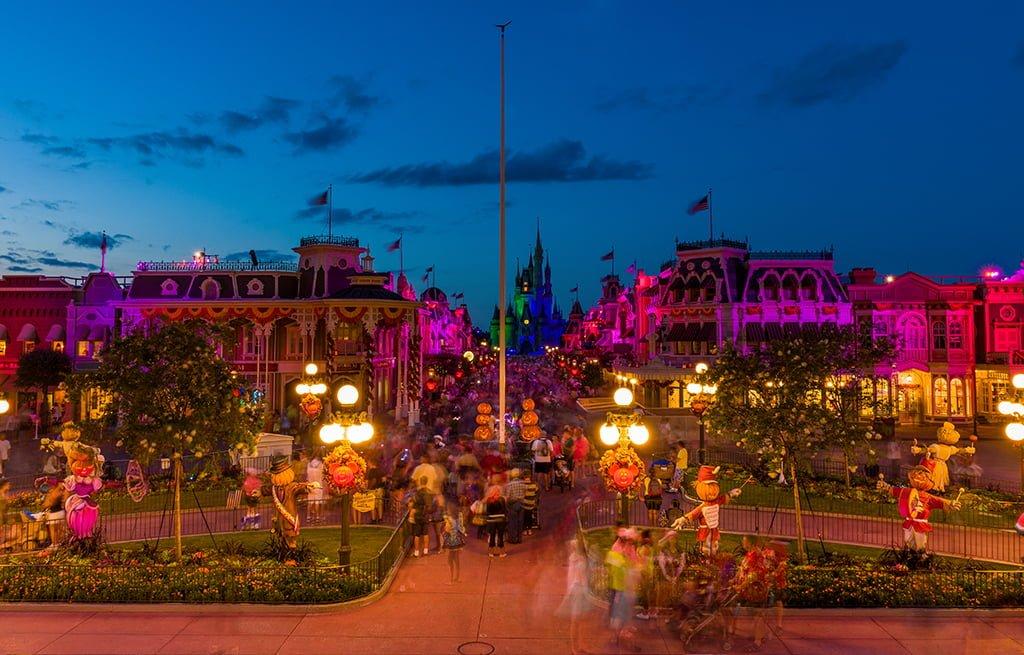 Halloween v. Christmas at Disney World - Disney Tourist Blog