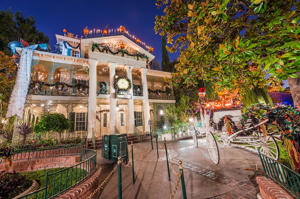 Callendar House Christmas Adventure 2020 2020 Disneyland Refurbishment Calendar   Disney Tourist Blog