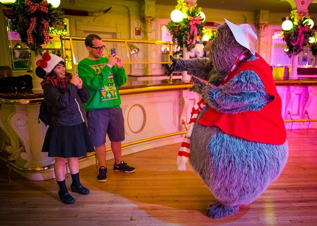 mickeys very merry christmas party disney world 010 - Disney Christmas Party 2015