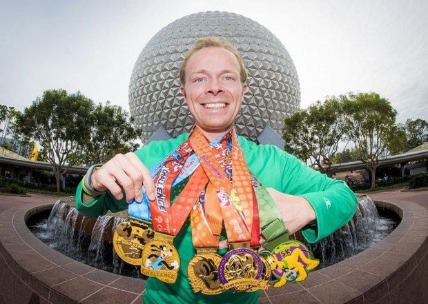 dopey-challenge-medals-tom-bricker-fisheye