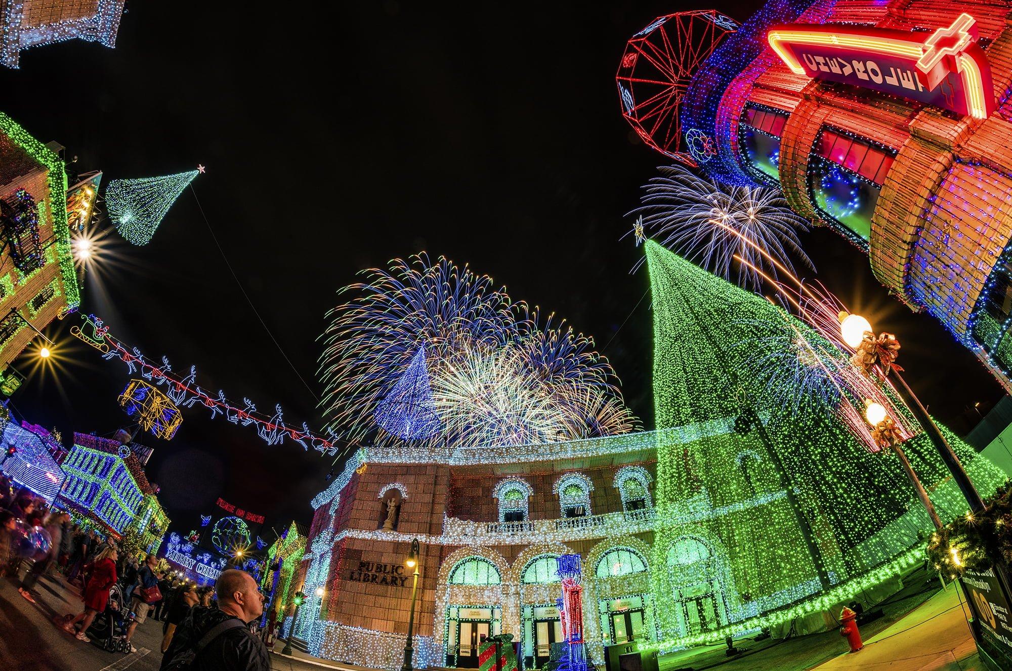 Osborne Lights Final Nights Fireworks Copy