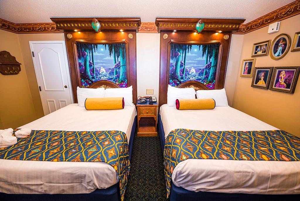 Disney World Hotel Room Fridge