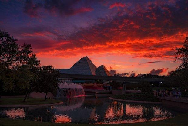 imagination-epic-sunset-epcot-no-monorail copy