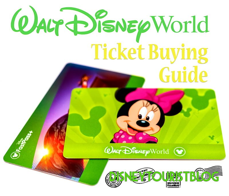 2019-2020 Discount Disney World Ticket Tips - Disney Tourist